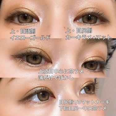 パーフェクトフィルター シャドウ パレット/NYX Professional Makeup/パウダーアイシャドウを使ったクチコミ(2枚目)