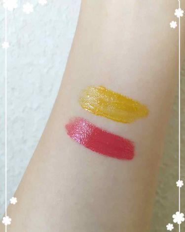 ラッカーインク リップシャイン/SHISEIDO/口紅を使ったクチコミ(2枚目)
