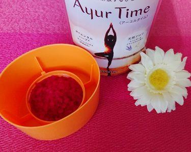Ayur Time/バスクリン/入浴剤を使ったクチコミ(2枚目)