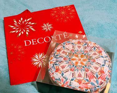 メイクアップコフレ VII(クリスマスコフレ 2018)/DECORTÉ/メイクアップキットを使ったクチコミ(2枚目)
