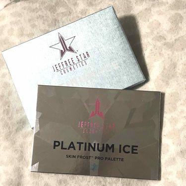 PLATINUM ICE/Jeffree Star Cosmetics/その他を使ったクチコミ(2枚目)