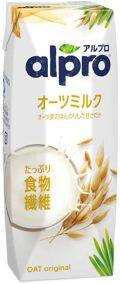 ALPRON alpro オーツミルク