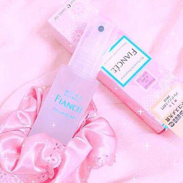 nakochan さんの「フィアンセボディミスト ピュアシャンプーの香り<香水(レディース)>」を含むクチコミ