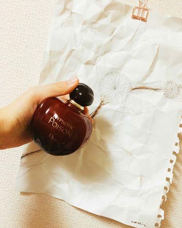 ヒプノティックプワゾン オードトワレ/Dior/香水(レディース)を使ったクチコミ(1枚目)