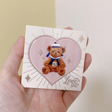Love Bear ブラッシュ/FlowerKnows/パウダーチークを使ったクチコミ(1枚目)