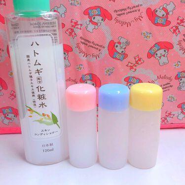 ヒアルロン酸+スーパーヒアルロン酸美容液(DエッセンスHSH)/DAISO/美容液を使ったクチコミ(2枚目)