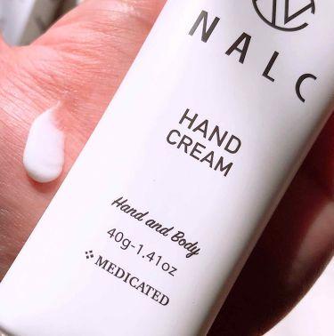 NALC 薬用ヘパリンハンドクリーム/NALC/ハンドクリーム・ケアを使ったクチコミ(3枚目)