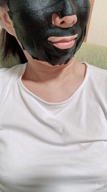 スキンリバイタルフェイシャルマスク/LEUNGESSMORE/シートマスク・パックを使ったクチコミ(4枚目)