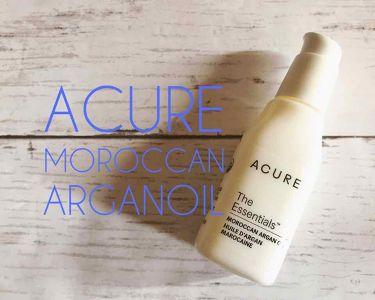 1 2 3さんの「Acure Organicsモロカンアルガンオイル<美容液>」を含むクチコミ