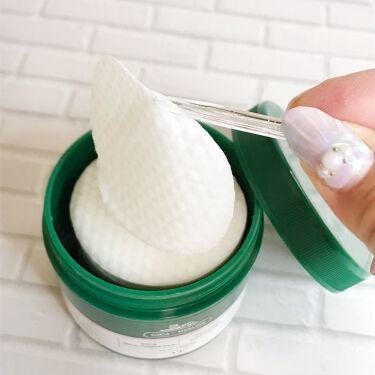 VT CICA マイルドトナーパッド/VT Cosmetics/シートマスク・パックを使ったクチコミ(3枚目)
