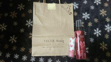 ワンダーハニー ハートフルなピュアリップ/VECUA Honey/口紅を使ったクチコミ(1枚目)