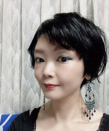 ダイヤモンドシリーズ カラーマスカラ/ZEESEA/マスカラを使ったクチコミ(5枚目)