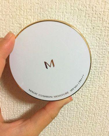 meiさんの「MISSHA(ミシャ)M クッション ファンデーション(モイスチャー)<その他ファンデーション>」を含むクチコミ