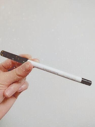ドローイング ペンシル/shu uemura/ペンシルアイライナーを使ったクチコミ(1枚目)
