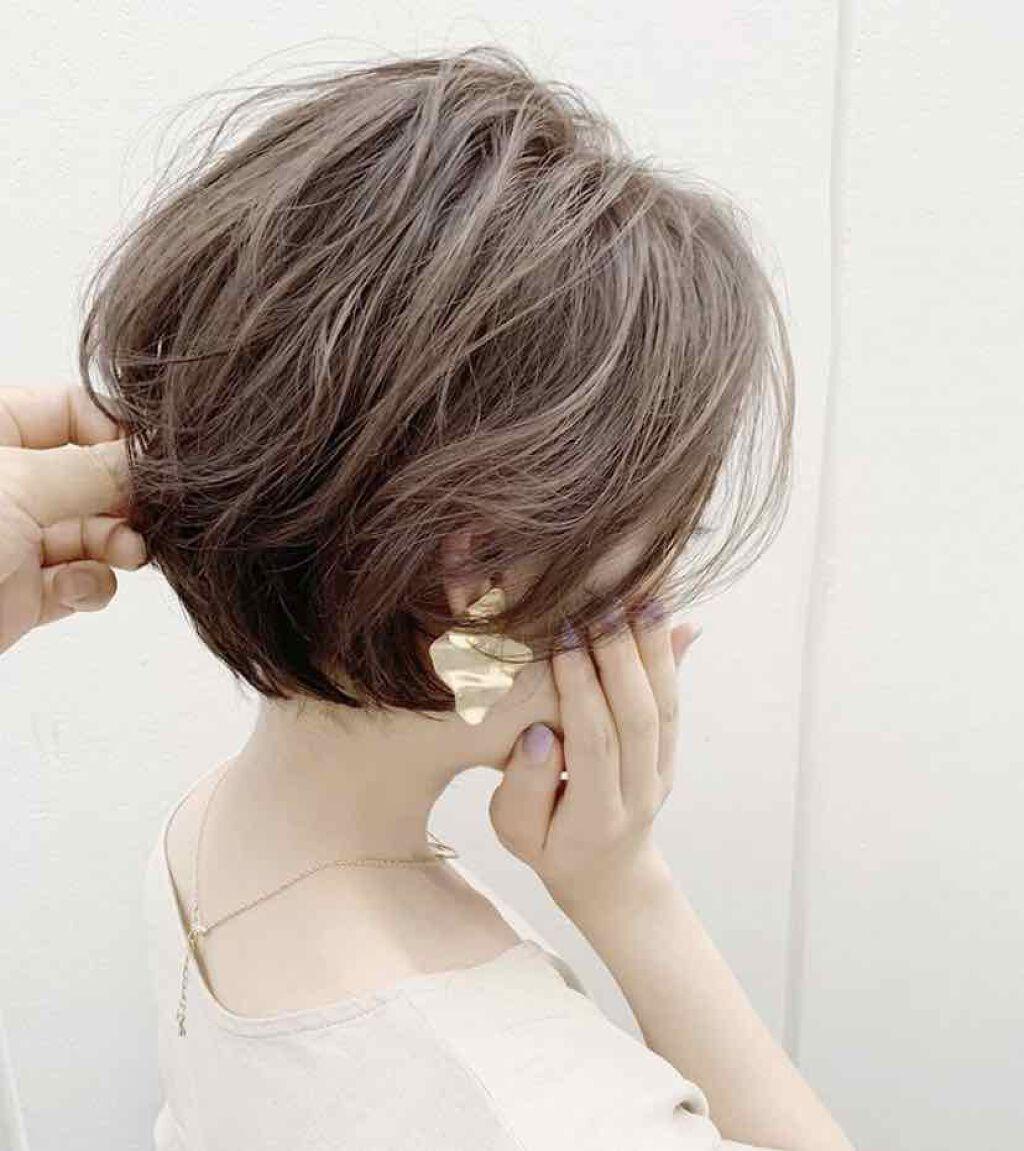 2020年秋冬人氣魅力蓬鬆短髮髮型
