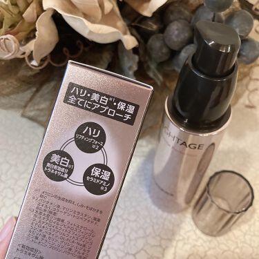 リフトホワイト パーフェクション/BRIGHT AGE/美容液を使ったクチコミ(4枚目)