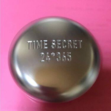 タイムシークレット ミネラルプレストパウダー/タイムシークレット(TIME SECRET)/プレストパウダーを使ったクチコミ(1枚目)