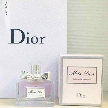 エレナさんの「Diorミス ディオール ブルーミング ブーケ(オードゥトワレ)<香水(レディース)>」を含むクチコミ