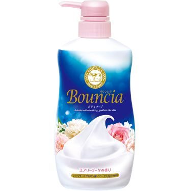 バウンシアボディソープ エアリーブーケの香り ポンプ付