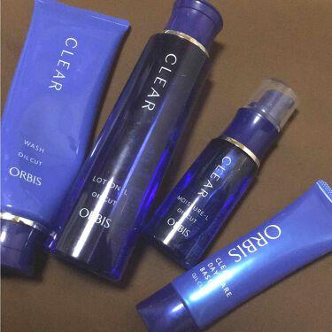 薬用 クリアウォッシュ/ORBIS/洗顔フォームを使ったクチコミ(1枚目)