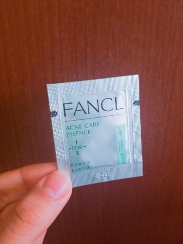FDR アクネケア エッセンス/ファンケル/美容液を使ったクチコミ(3枚目)