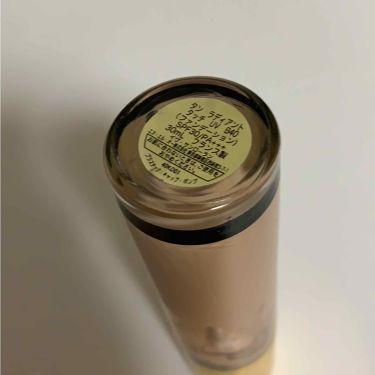 タン ラディアント タッチ UV/YVES SAINT LAURENT BEAUTE/リキッドファンデーションを使ったクチコミ(2枚目)