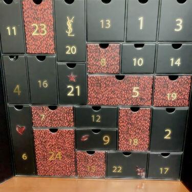 ノエル アドベント カレンダー/YVES SAINT LAURENT BEAUTE/その他キットセットを使ったクチコミ(2枚目)