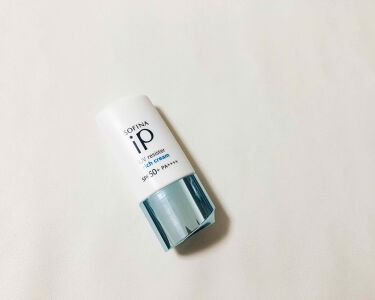 SOFINA iP UV レジスト リッチクリーム/SOFINA iP/日焼け止め(顔用)を使ったクチコミ(1枚目)