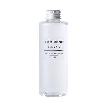 化粧水・敏感肌用・さっぱりタイプ 200ml