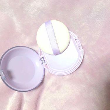 パラソーラ イルミスキン フェイスパウダー UV/パラソーラ/プレストパウダーを使ったクチコミ(2枚目)