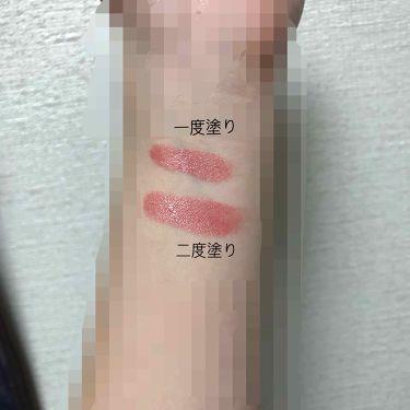 ザ ルージュ/COSME  DECORTE/口紅を使ったクチコミ(3枚目)
