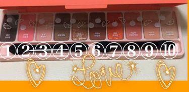 プレイカラーアイズ #ジュースバー/ETUDE HOUSE/パウダーアイシャドウを使ったクチコミ(2枚目)