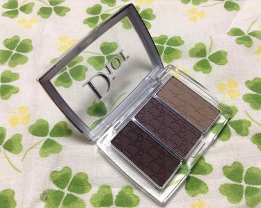 ディオール バックステージブロウ パレット/Dior/パウダーアイブロウを使ったクチコミ(1枚目)