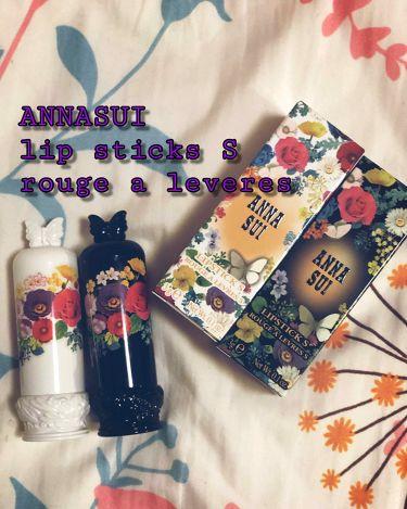 リップスティックS/ANNA SUI/口紅 by ふ