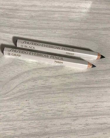 CREAMさんの「資生堂眉墨鉛筆<アイブロウペンシル>」を含むクチコミ