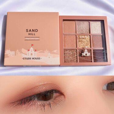 プレイカラーアイズ SAND HILL/ETUDE/パウダーアイシャドウ by nana