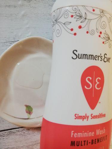 フェミニンウォッシュ センシティブ/Summer's Eve(サマーズイブ)/ボディソープを使ったクチコミ(3枚目)