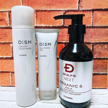 ディズム クリーミーフォームウォッシュ/DISM/泡洗顔を使ったクチコミ(6枚目)