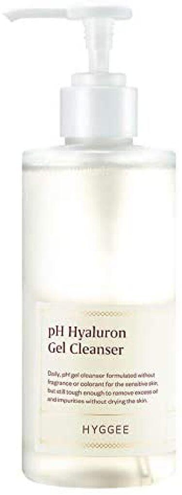 HYGGEE pH Hyaluron Gel Cleanser