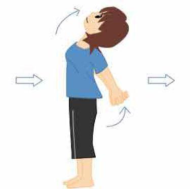 しゅり@小顔専門トレーナー on LIPS 「スマホを触ってると首や肩周まわりがガチガチにこってる💦朝おきて..」(4枚目)