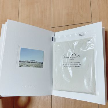 CLAYD for Bath/CLAYD JAPAN/入浴剤を使ったクチコミ(2枚目)