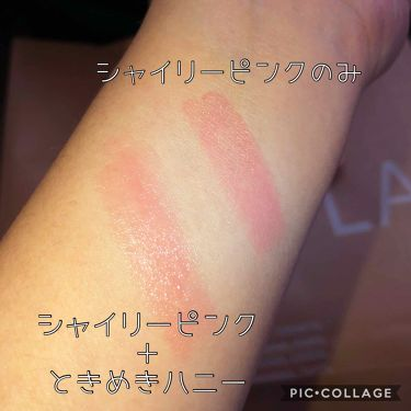 ワンダーハニー 恋するハートリップ/VECUA Honey/口紅を使ったクチコミ(2枚目)
