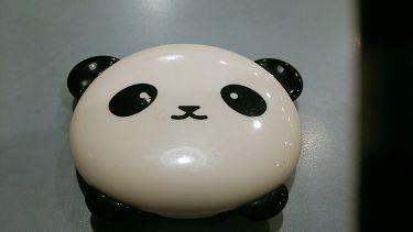 りゃんさんの「TONYMOLY(トニーモリー/韓国)パンダの夢真っ白パクト<プレストパウダー>」を含むクチコミ