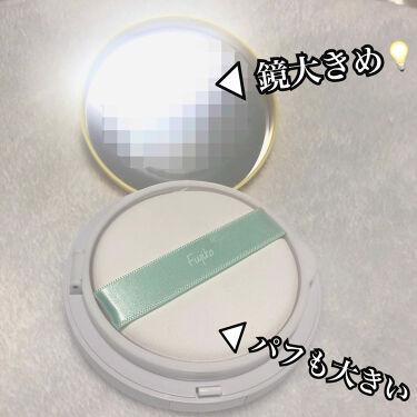 フジコあぶらとりウォーターパウダー/Fujiko/プレストパウダーを使ったクチコミ(2枚目)