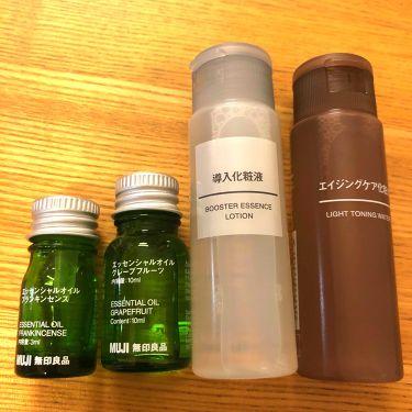 エイジングケア化粧水・高保湿タイプ/無印良品/化粧水を使ったクチコミ(1枚目)