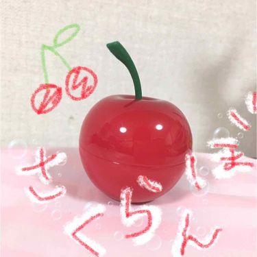 TONYMOLYフルーツリップバームシリーズ/TONYMOLY/リップケア・リップクリームを使ったクチコミ(1枚目)