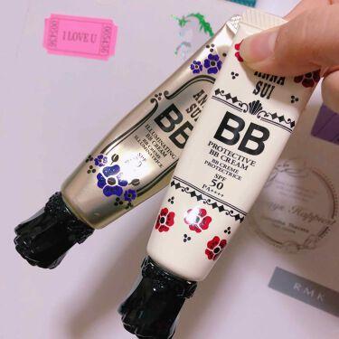 プロテクティブ BB クリーム/ANNA SUI/化粧下地を使ったクチコミ(1枚目)