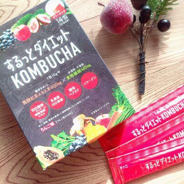 するっとダイエットKOMBUCHAゼリー/リブ・ラボラトリーズ/食品を使ったクチコミ(1枚目)
