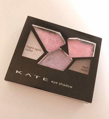 カラーシャスダイヤモンド/KATE/パウダーアイシャドウを使ったクチコミ(1枚目)
