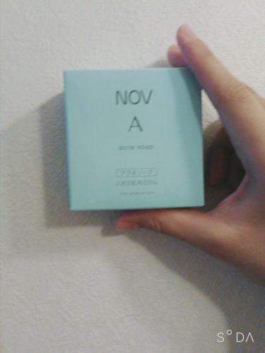 A アクネソープ/NOV/洗顔石鹸を使ったクチコミ(2枚目)